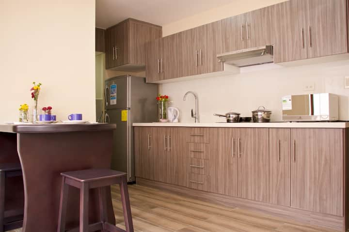 Brand New Apartment in Parque de la Madre, Cuenca