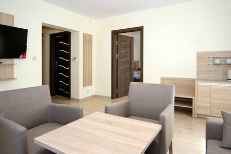 Apartament u Janka II piętro las