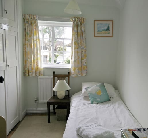 Lovely village nr Cambridge cosy single room - Histon - Ev