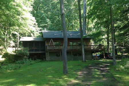 Linger Longer Lodge - Cook Forest