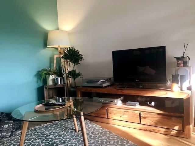 Charmant appartement design & confort à Annecy