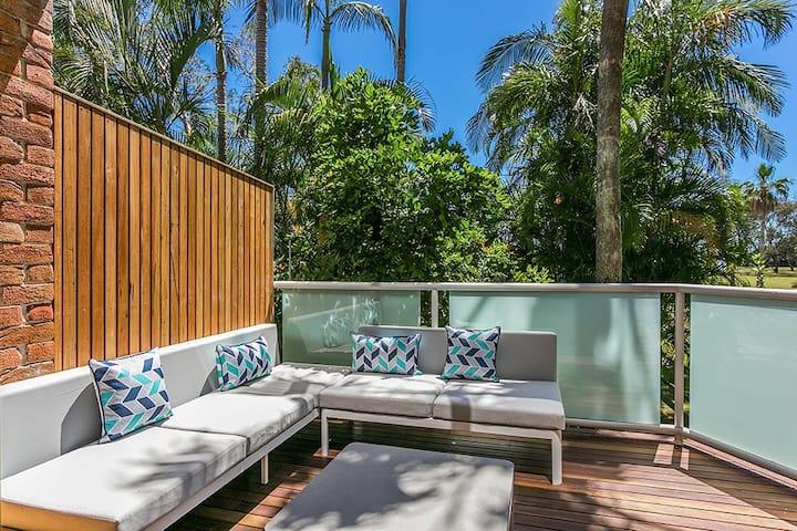 Terrace 2 - 3 Bed Beachfront Suite