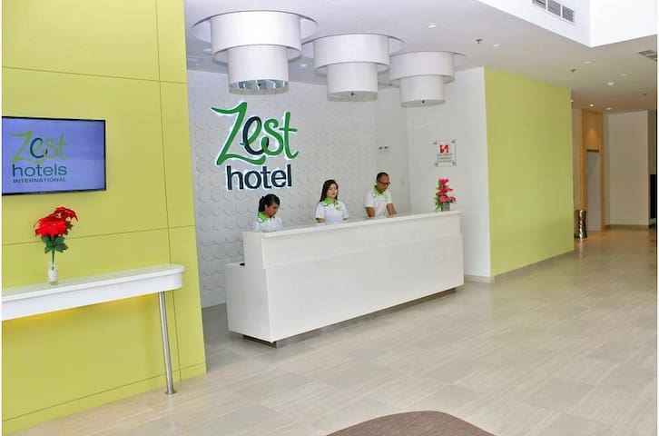 Compact Room at Harbour Bay Batam by Zest