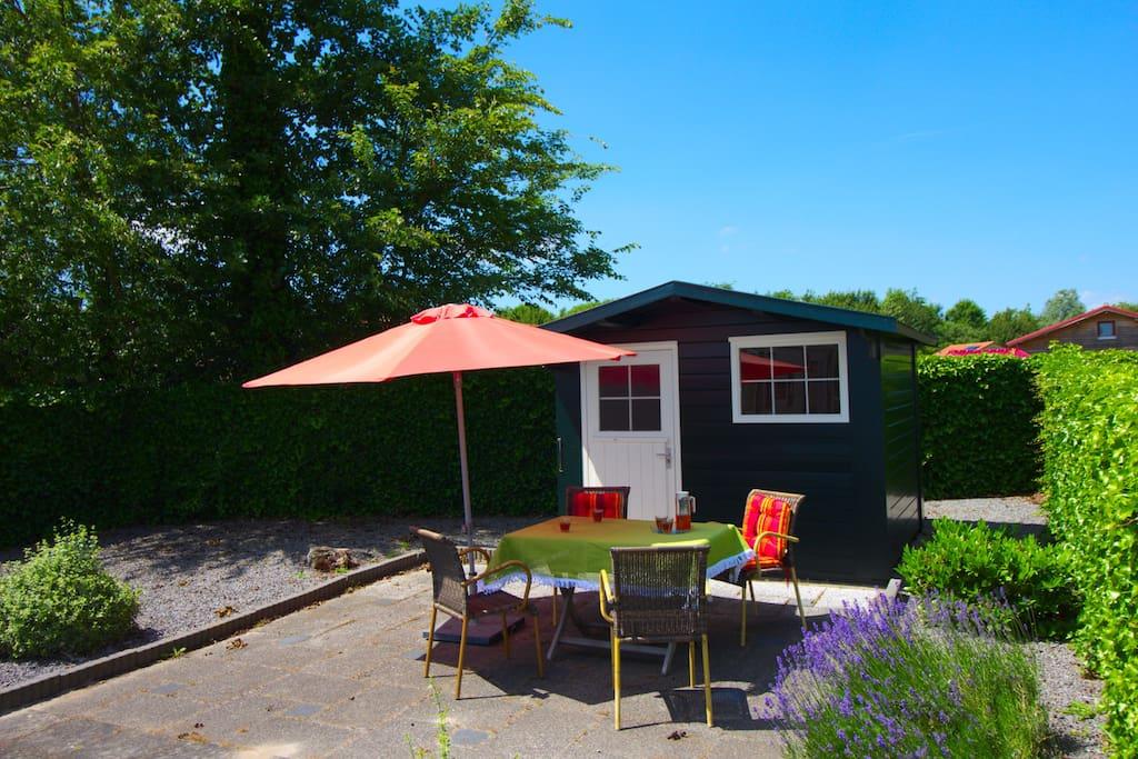 chalet 152 ferienunterk nfte zur miete in sint annaland zeeland niederlande. Black Bedroom Furniture Sets. Home Design Ideas