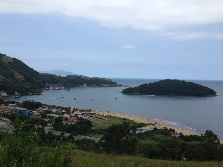 Aconchegante apto 202 em Conceição de Jacareí
