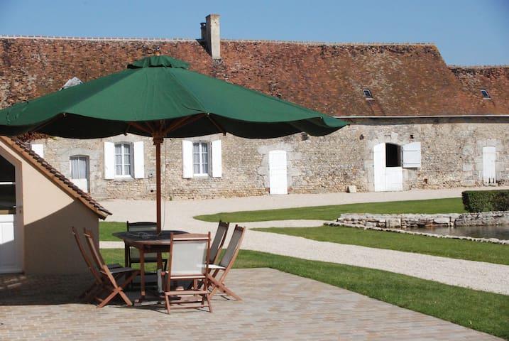 La Maison de Feillay - Autheuil - House
