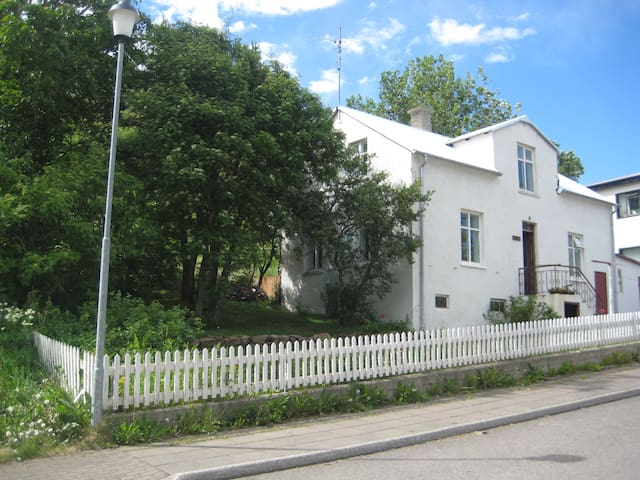 Old-Town Charmer - Sauðárkrókur - Casa
