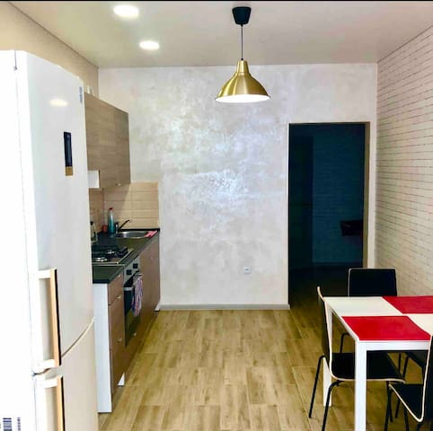 Уютная квартира в хорошем районе