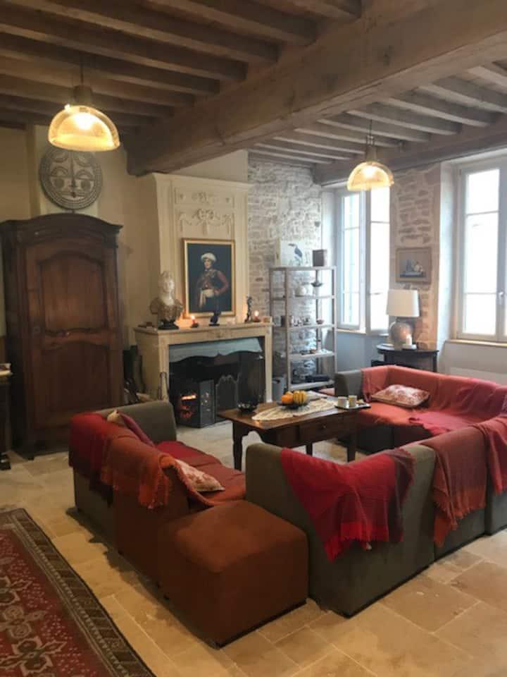 La maison de Léa, maison familiale 6 couchages