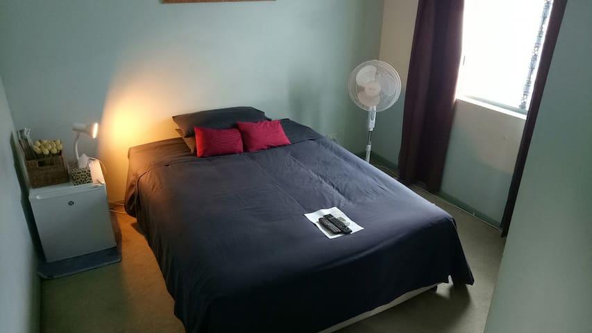 Comfy Single Overnighter