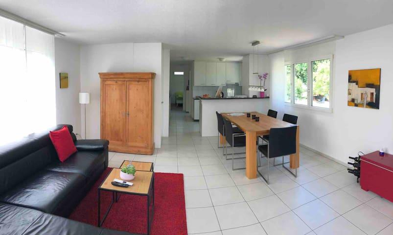 Apartment Felicità   (nahe Luzern und Skigebiete)