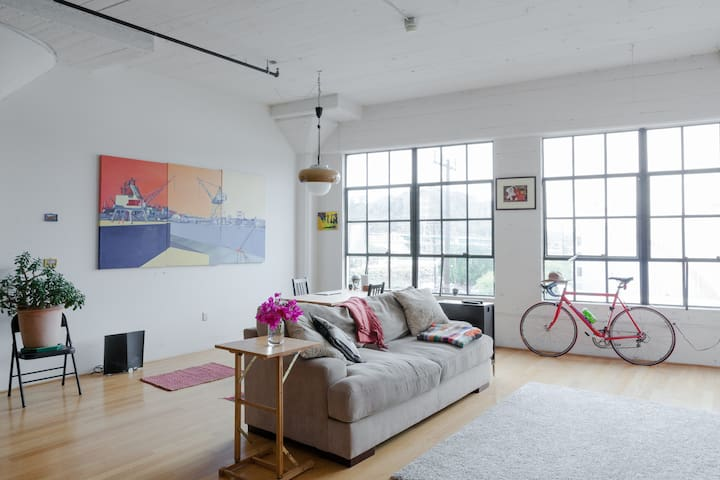 Loft for sublet Downtown LA