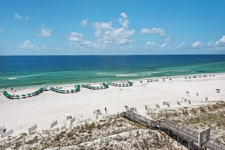 Walk to Beach - Destin FL Sleeps 6 - Miramar Beach - Osakehuoneisto