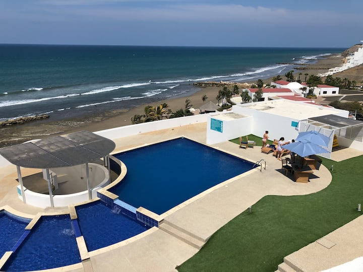 Admirable Oceanfront Suite UNBEATABLE comfort