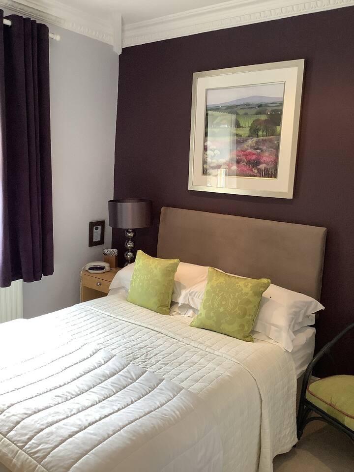 Classic Ensuite Double Room  - Alexandra Court