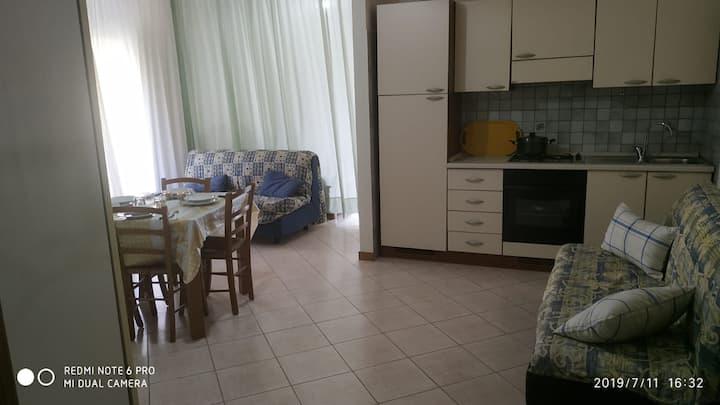 Appartamento sul mare a Rossano