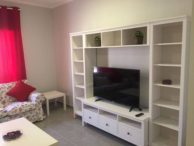 Fully furnished apartment in KAEC