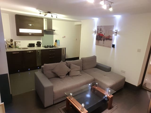 Old Town, High Spec+Modern+Sky+Wifi - Swindon - Apartment