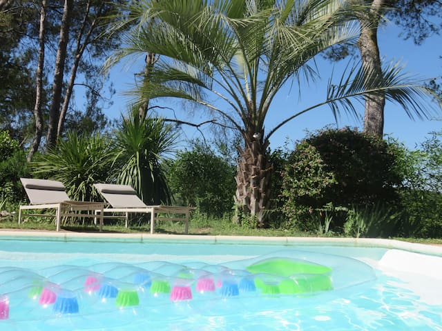Enjoy & Relax near the pool Montpellier / Clapiers