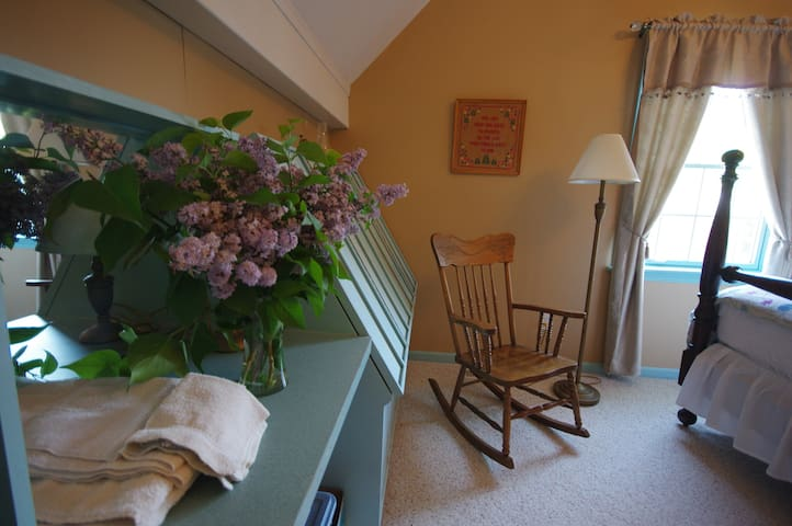 End O' Way BnB - Northview Room - Vermilion - Andet