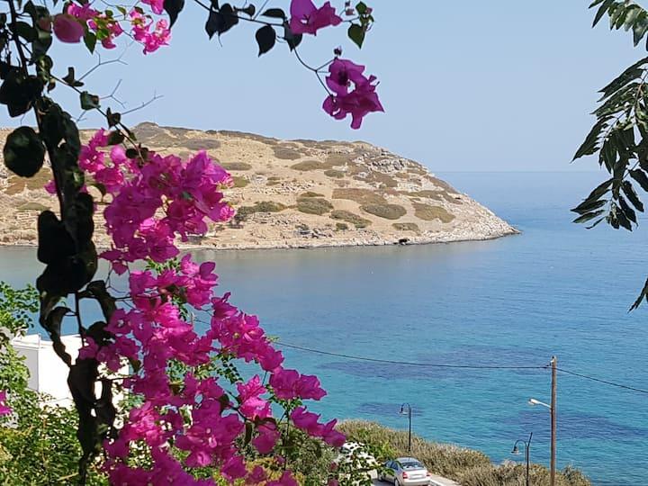Meltemi Cretan Dream Big Studio apartment Mochlos