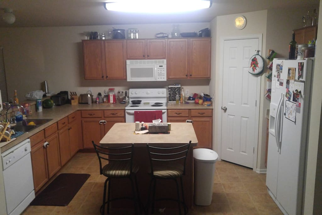 Kitchen, available for full use