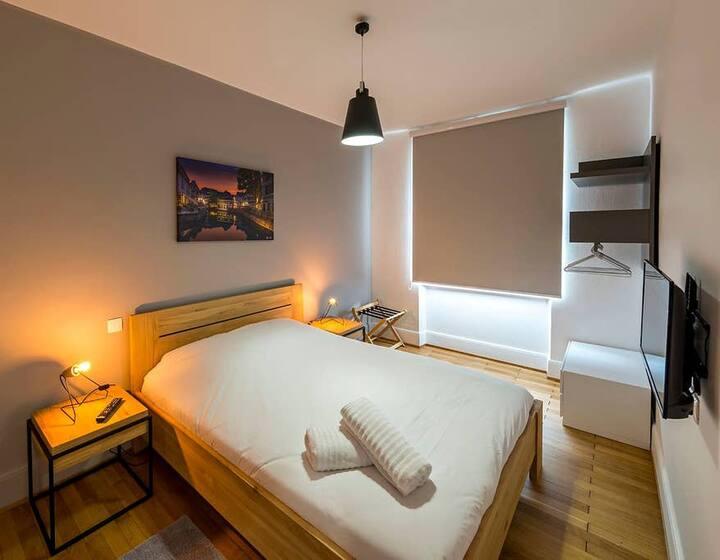 La chambre N° 3 - Cosy room in a big apartment