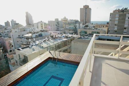 loft penthouse piscine privée TLV - Tel Aviv-Yafo