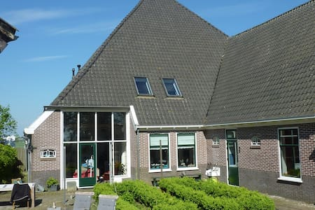 B&B De Koegang  - King Suite - Zuidermeer