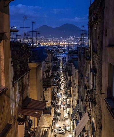 La Ruelle - SPACCANAPOLI - Napoli - Lägenhet