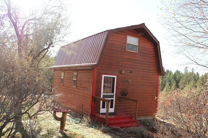 Quiet Montana Cabin
