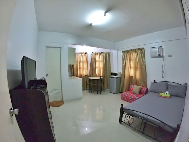 Cabanatuan - Fully Furnished Studio Apartment A