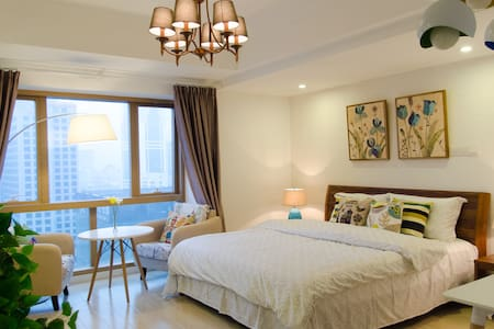 The BUND Cityscape Dream SH Apartment - Wohnung