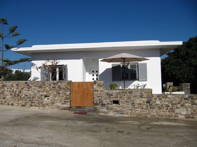 Piccola Villa - Antiparos - Hus