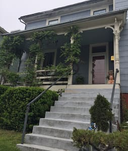 SearsHill House close to downtown - Staunton - Dom