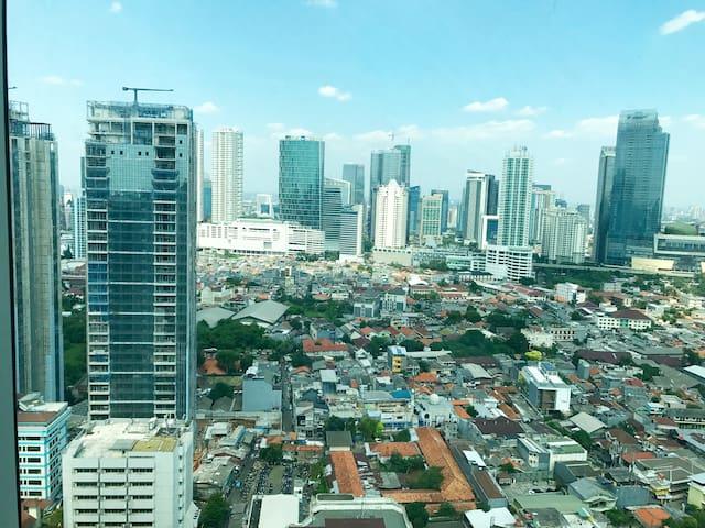 Strategic Area in Jakarta Prime District