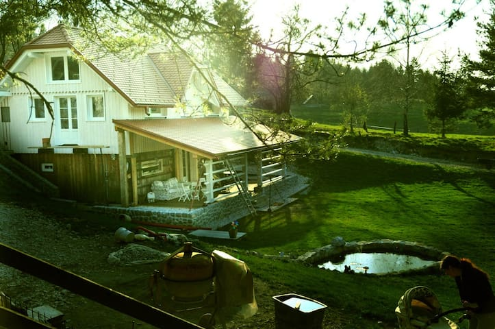 Country house 20 min from capital Ljubljana - Leskovec - Huis