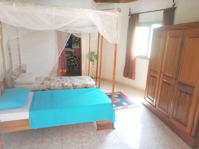 Chambre Privée 3 Villa Rosatha Pieds dans l'eau