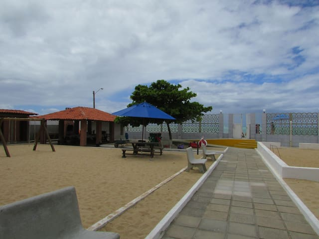 LUGAR LINDO A BEIRA MAR! (Nice and by the sea)! - Paulista - Casa