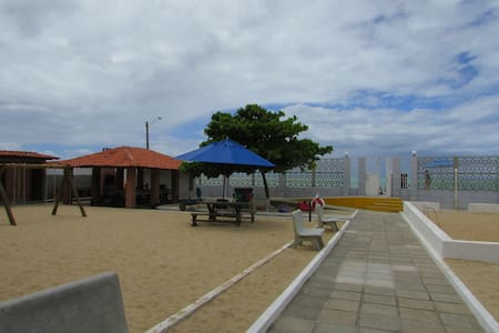 Lugar lindo e a Beira Mar! (Nice and by the sea)! - Paulista - House