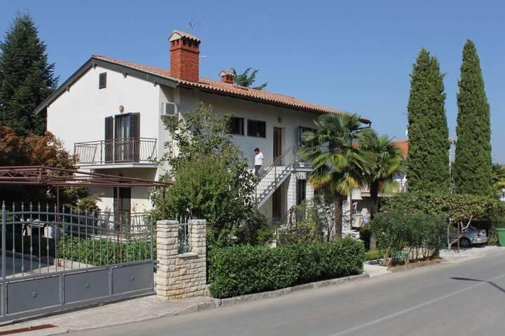 One bedroom apartment with balcony Poreč (A-7157-b) - Poreč - Byt