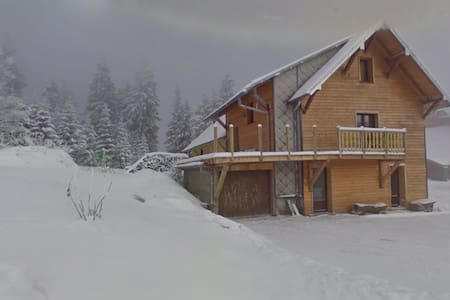 Appartement - à 300 m des pistes - Orbey