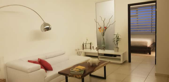 Apartamento exclusivo, moderno y céntrico!