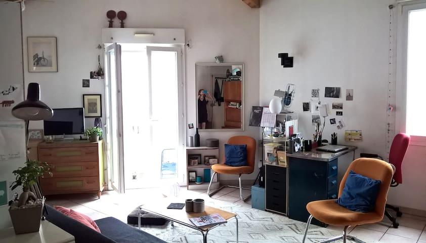Calme-spacieux-lumineux > Beaux Arts - Montpellier - Apartamento