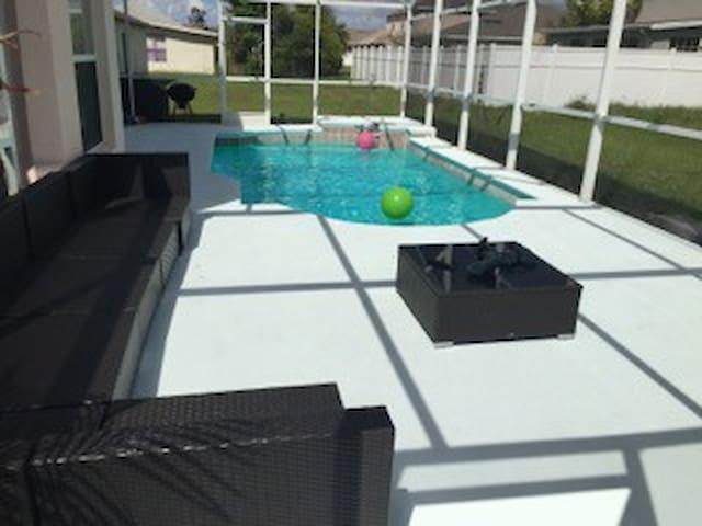 Cher's Villa
