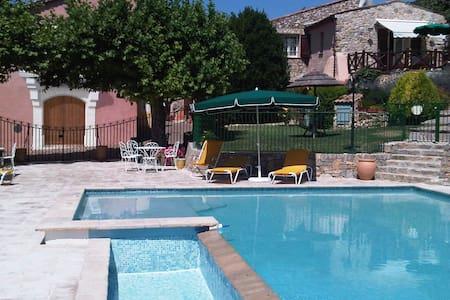 Domaine de l'Adret - La Gardianne - Saint-Martin-de-Pallières - Apartment