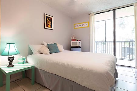 Cozy room in a Condo - Miami