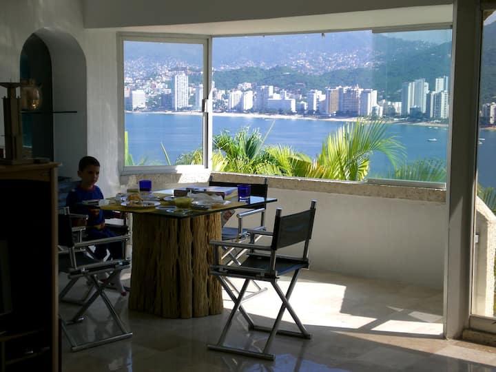 La mejor vista de Acapulco y precio