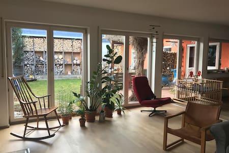 Ebenerdiges Atriumhaus am Rande von Zwickau - Zwickau - 独立屋