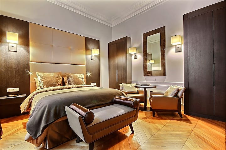 Luxury Apartment Heart of Paris Bail Mobilité ONLY